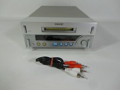 Sony MDS-SD1 Minidisc Deck Hi-Fi Stereo Separate MD Player Recorder TESTED • 89.34€