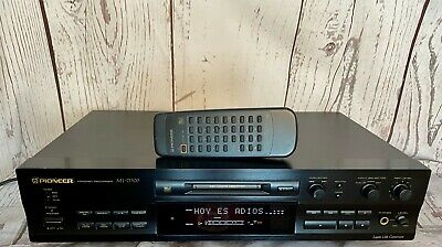 Pioneer MJ-D707 Minidisc Recorder With Remote • 59€