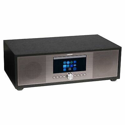 MEDION P66024 All In One Audio System Bluetooth 5.0 USB MP3 AUX CD PLL/UKW DAB+ • 111.11€