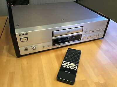 Sony CDP-X707ES Mit FB High End CD Player Inkl.Tuning • 454€