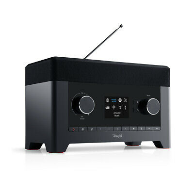TEUFEL RADIO 3SIXTY DAB+ Digitalradio Bluetooth Stereo Lautsprecher  • 291.86€