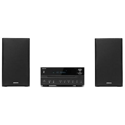 MEDION LIFE P64262 MD 84597 Micro Audio System Anlage Bluetooth DAB+ RDS UKW • 99.99€