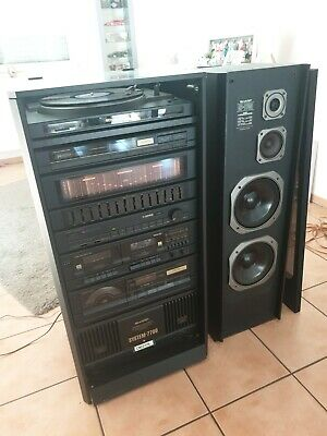 Sharp Stereo High End System - 7700   Cp-7700  • 45€
