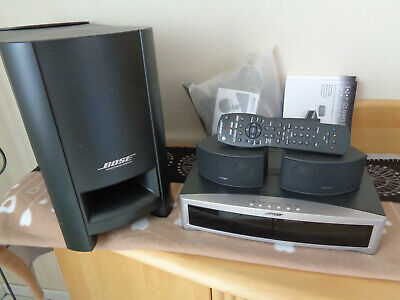 Bose 3-2-1 DVD Home Entertainment System GS SERIES III • 349€