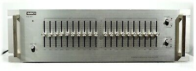 Vivanco EQ60 2 X 10 Band Equalizer M. Mangel • 25€