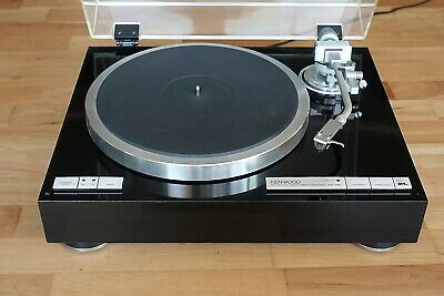 Kenwood KD 990 High End Turntable Mit Audio Technica AT-OC3 Top Zustand • 702€