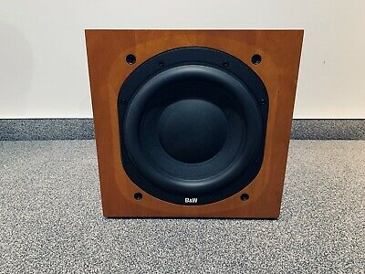 Bowers & Wilkins ASW700 Aktiver Subwoofer, Kirsche • 81€