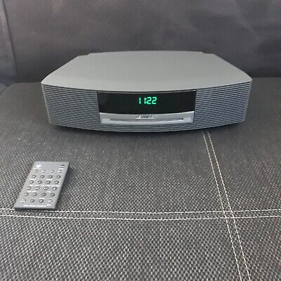 Bose Wave Music System Radio/CD In Anthrazit In Top Zustand • 188€