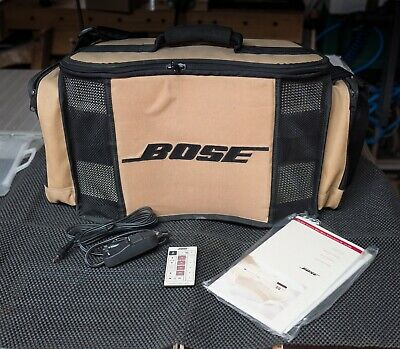 Bose Acoustic Wave Music System II Stereoanlage • 131€